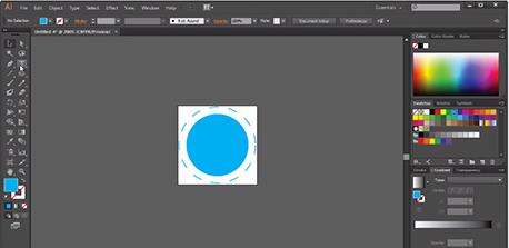 adobe illustratorda svg oluşturma ve svg animasyon